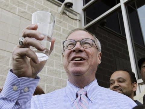 Toledo Mayor Lifts Water Ban in Northwest Ohio