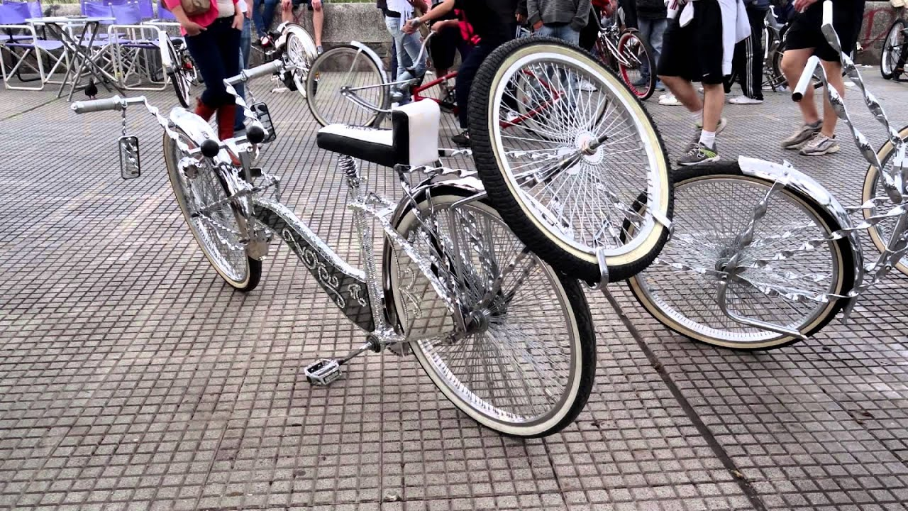 Preview Expo The Final Lowrider Street - 09.12.12 @Costanera Sur ... Street