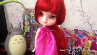 Обзор куклы БЛАЙЗ  с Алиэкспресс  Doll BLYTHE Review