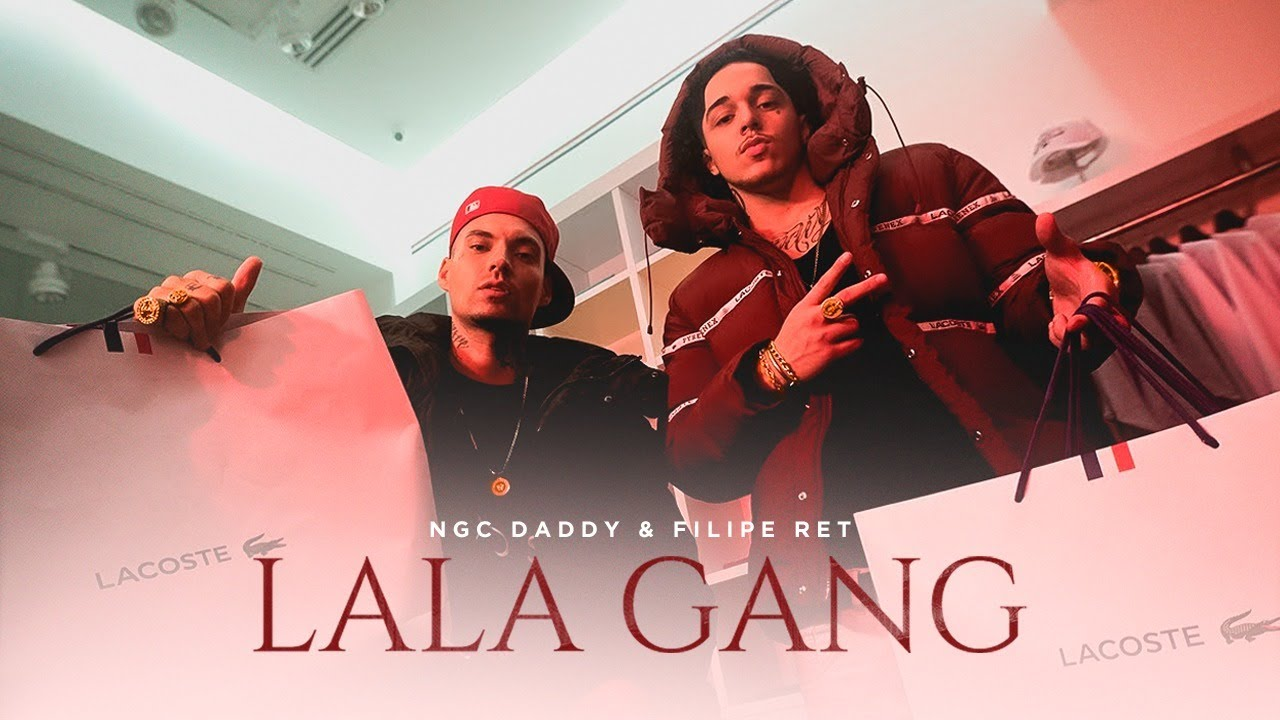 NGC Daddy & Filipe Ret - LaLa Gang 🐊 (Official Music Video)