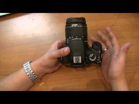 Обзор зеркальной фотокамеры Canon EOS 1200D Veryvery.ru