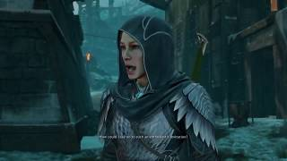 Middle Earth Shadow Of War: Blade Of Galadriel, Winter's Bite