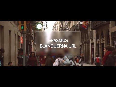 Erasmus a Blanquerna - Universitat Ramon Llull