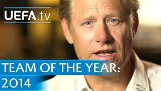Peter Schmeichel: My Team of 2014