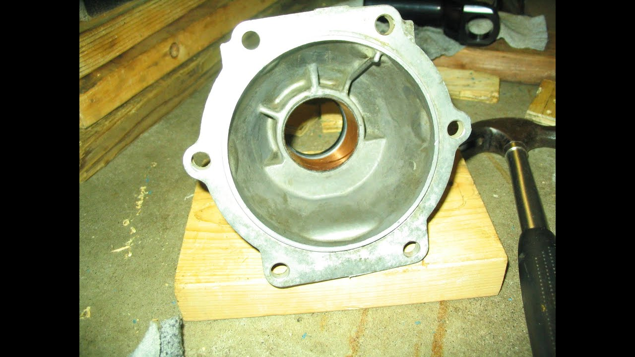 th400 tailshaft housing bushing and seal replacement