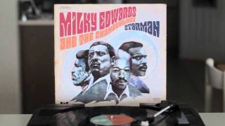 """Moonage Daydream"", by Milky Edwards & The Chamberlings"