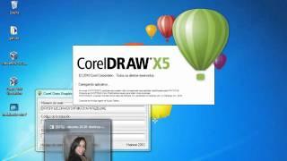 instalando Corel x5