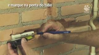 Instalação Tê Misturador TIGRE - HD