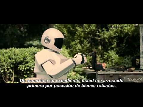 Robot and Frank (Un amigo para Frank) - Official Trailer #1 - Subtitulado en español