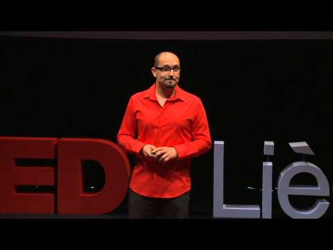 How perception of failure affects success: Fred Colantonio at TEDxLiege