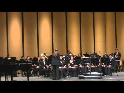 Elsinore High School Wind Ensemble@LEUSD Band Day 2016