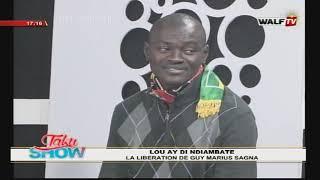 """Libération GUY M SAGNA """"Lou aye di ndiambate TAKU SHOW DU 15-01-2020"""""""