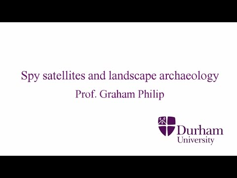 Spy satellites and landscape archaeology
