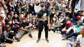 Kida The Great & Kendrick vs. Zel & T.F.A | D-trix Lollicup Jam