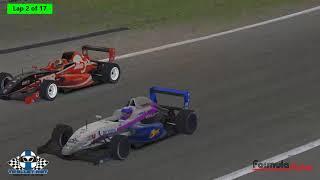 Trellet iRacing S18 Trellet Formula Series -  Race 1 & 2 Nürburgring Grand-Prix-Strecke