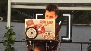 MARK RONSON DJ SET - INTRO + 'UPTOWN FUNK (REMIX)' @ THE ISLAND SYDNEY