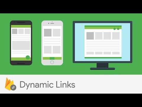 Introducing Firebase Dynamic Links