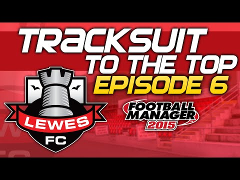 Tracksuit to the Top: Episode 6 - The Rematch | Football Manager 2015