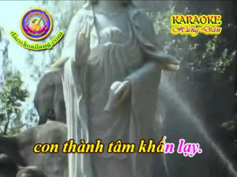 Karaoke Tan co - Lay Phat Quan Am - HD