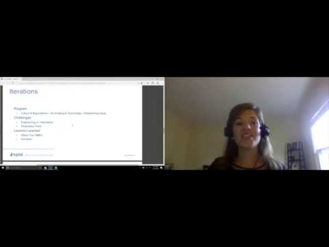 Jennifer Weinmann: 'Toptal Bootcamp: Onboarding with Impact'