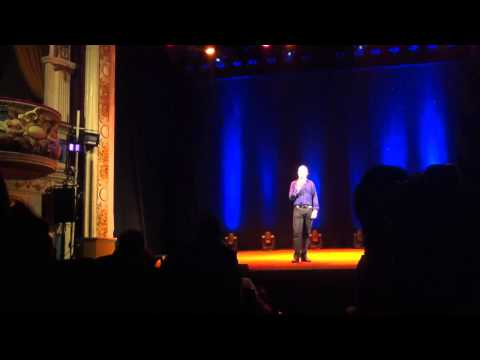 Andy Parsons live at Crewe Lyceum 28/05/13