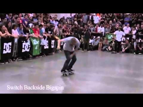 PJ Ladd vs Paul Rodriguez Finals