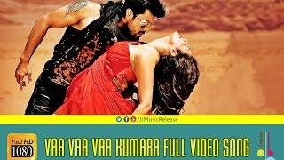 Vaa Vaa Vaa Kumara Full Video Songᴴᴰ - Raamleela Tamil Movie (2015)   RamCharan,KajalAgarwal,Yuvan