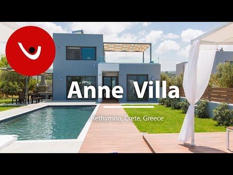 Anne Villa to Rent in Rethymno Crete Greece | Unique Villas | uniquevillas.gr