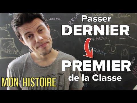 COMMENT JE SUIS PASSÉ DE DERNIER À PREMIER DE MA CLASSE 📚🔥