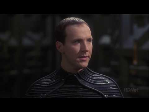 Star Trek Enterprise - Archer On Enterprise J
