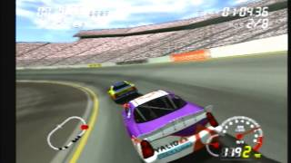Classic Racing Games: Pro Race Driver Chevy Monte Carlo at Bristol Motor Speedway