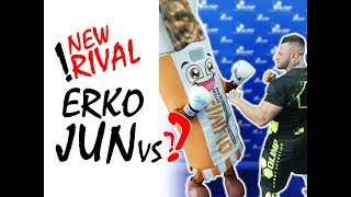 Erko Jun NEW RIVAL ? Mma Fight - Olimp Sport Nutrition