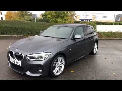 Review,  A 2016 BMW 118i M Sport Automatic - BMW Approved Used Car at Berry BMW Chiswick