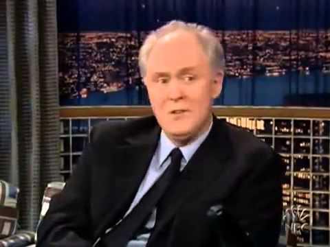 Conan O'Brien 'John Lithgow 3/11/05