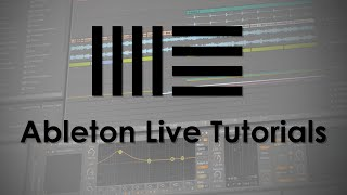 Adding Variety To Synth Lines By Resampling: Ableton Live Tutorials