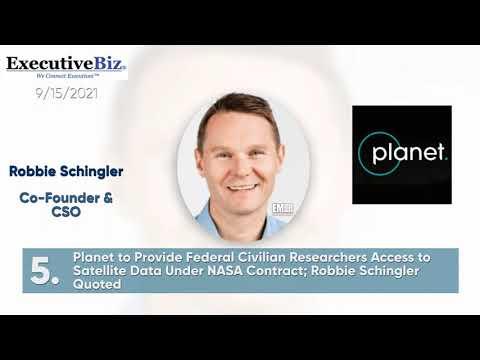 ExecutiveBiz News on Video 9/15/2021