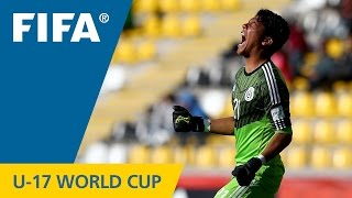FIFA U-17 WC - The Final Four...