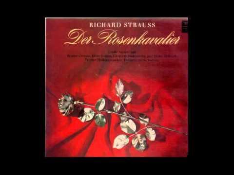 1/4 R. Strauss - Rosenkavalier (QS) - Crespin | Söderström | Güden - Varviso