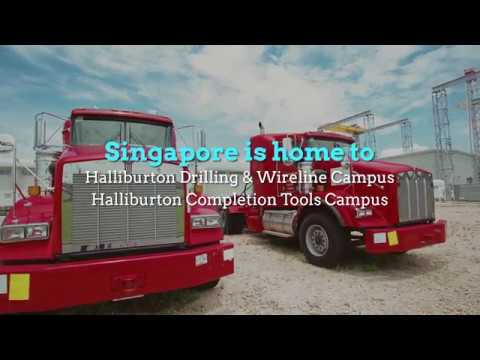 Step Inside: Halliburton