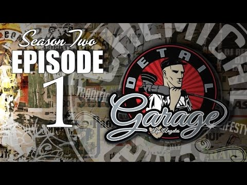 """Detail Garage S2E1 - Engine Bay - """"How To Make Money With Detailing"""" - Chemical Guys"""