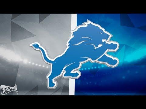 Detroit Lions 2017-18 Touchdown Horn