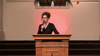 Sis. Melissa Griffin | Wednesday Night Service