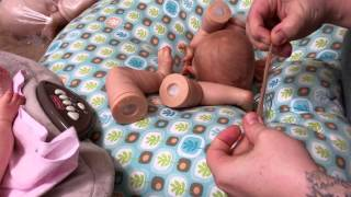 Come Build A Reborn Baby With Me! Surgery on Baby! Realistic Lifelike Doll! Nlovewithreborns2011