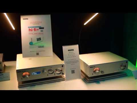 NAGRA AUDIO at the HIGH END in Munich : DAY I