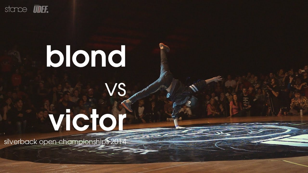 Blond vs Victor // .stance // [1v1] Silverback Open // UDEFtour.org 2014