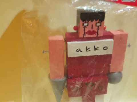 2018 年 [限定38隻] 西武 HIRIPRO Wada Akiko ART HOBBY EXPO、歌手和田現子、木製 Crayfish Works Core Jani Akko、21cm