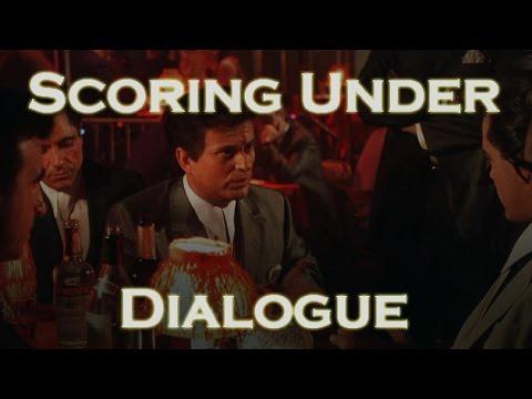 Scoring Tension Under Dialogue (Goodfellas Scene)