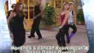 "Novela Dance Dance Dance - Aprenda a dançar ""Dance Dance Dance"" - Parte 1"