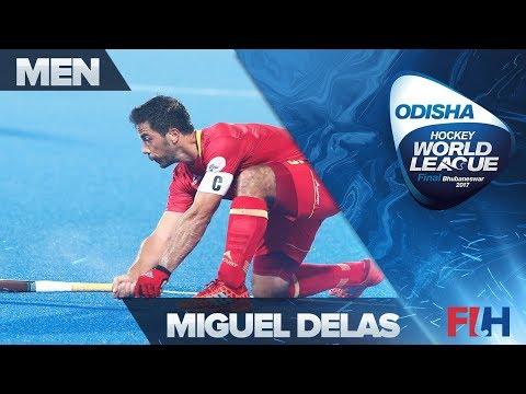 Miguel Delas - Odisha HWL Final Bhubaneswar 2017