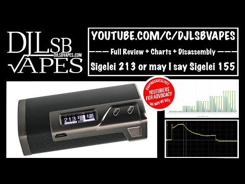 Sigelei 213 Lies unveiled + Charts + Disassembly